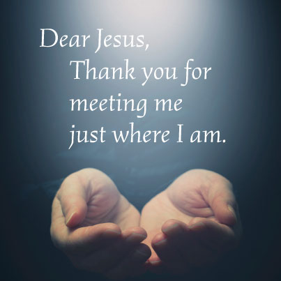 Jesus Sees, Feels, and Meets Your Needs