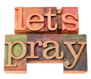 A second-grader's prayer
