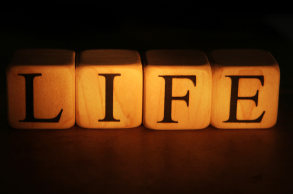 Life - blocks