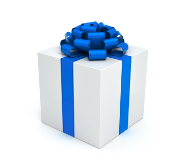 Open Your Gift!
