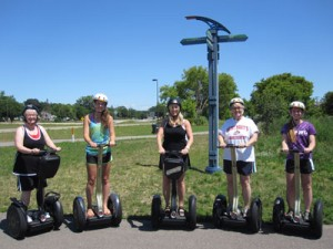 Segway-Travels