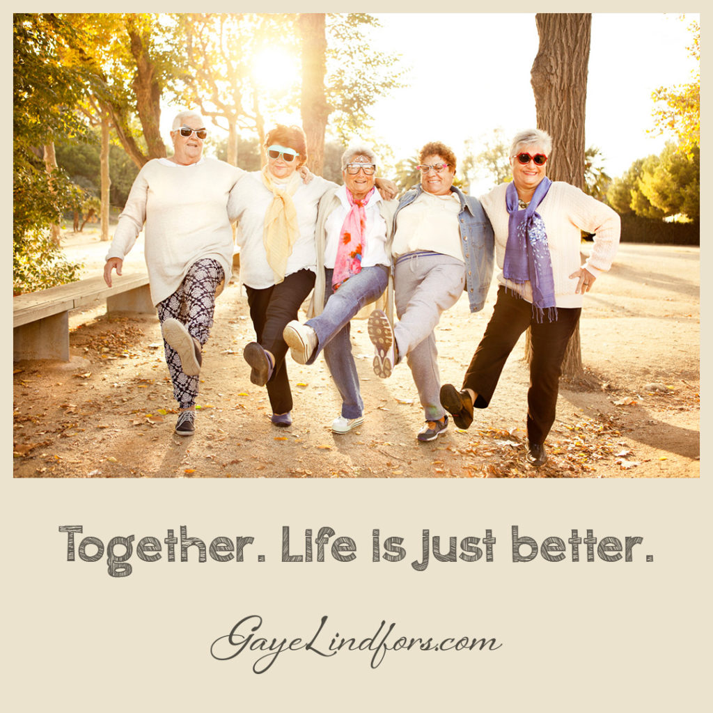 Together, life is just better.