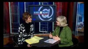 New year, new job | Kare 11 News interviews Gaye Lindfors