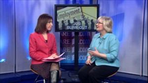 How to avoid job search burnout | Kare 11 interviews Gaye Lindfors