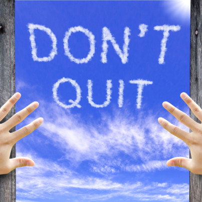 Let's Not Quit