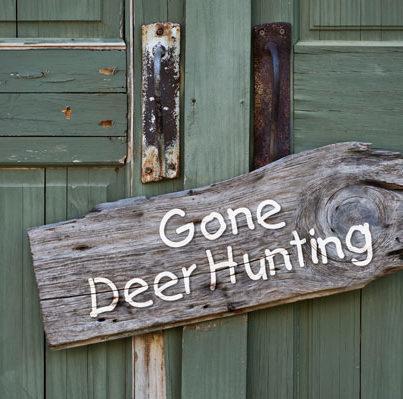 Deer Hunting in Mom's Words