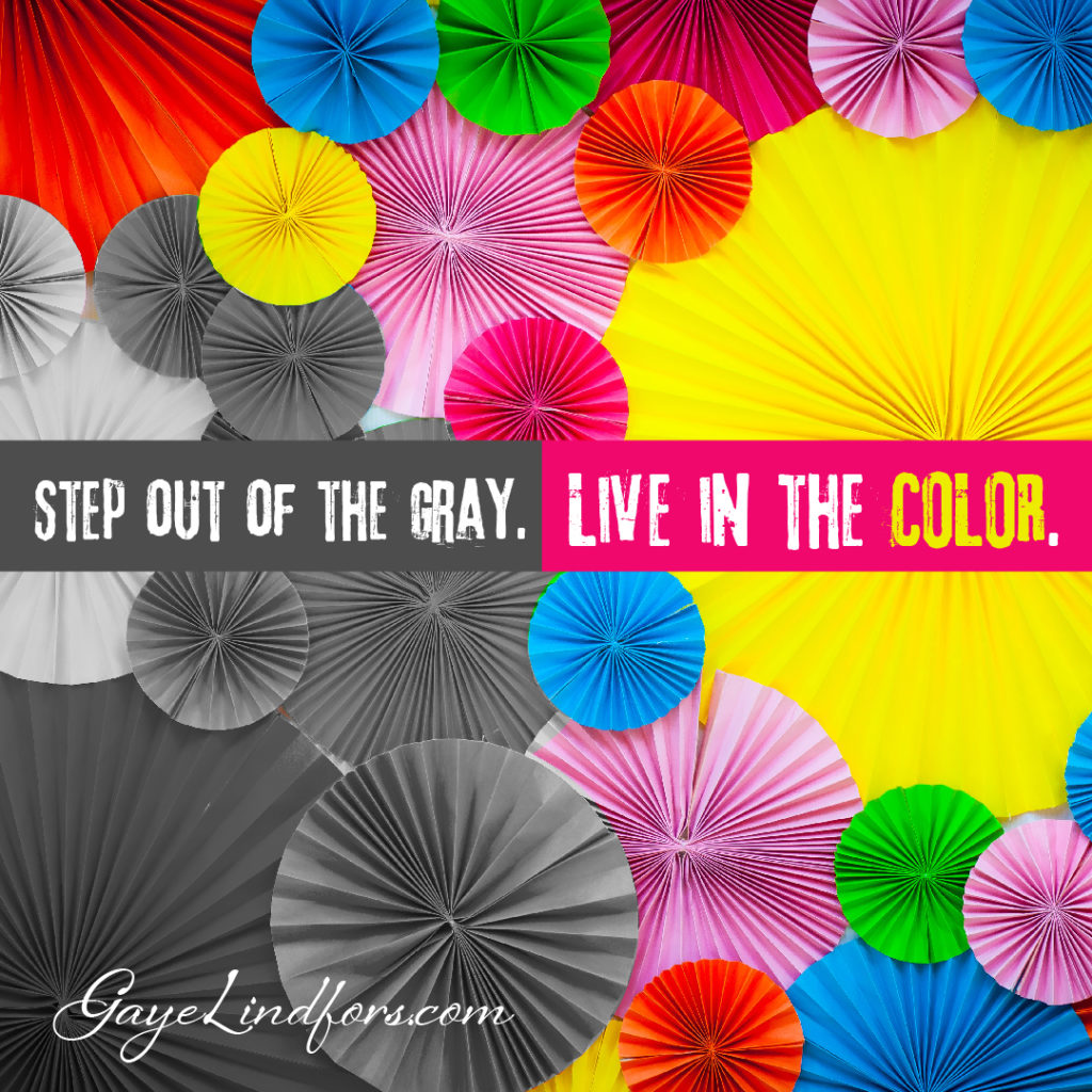 Live in the Color