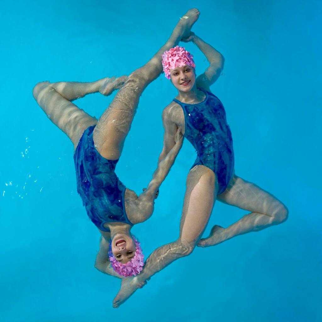 The Synchronized Swimmers